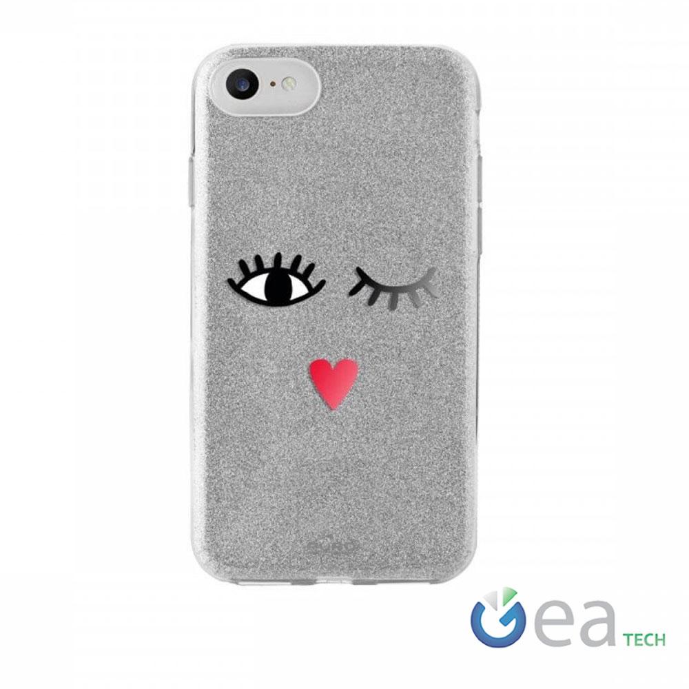 PURO Plasma Cover iPhone 6/6s black