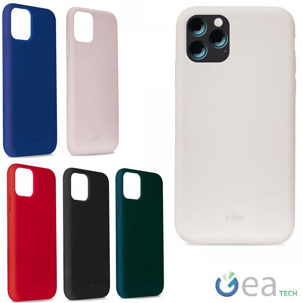 PURO Cover iphone XR Custodia per smartphone Apple rigida Display