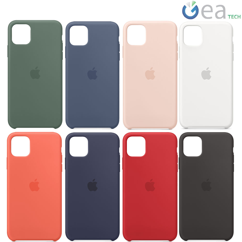 Custodia in Silicone Originale APPLE Per iPhone 11 PRO MAX Back